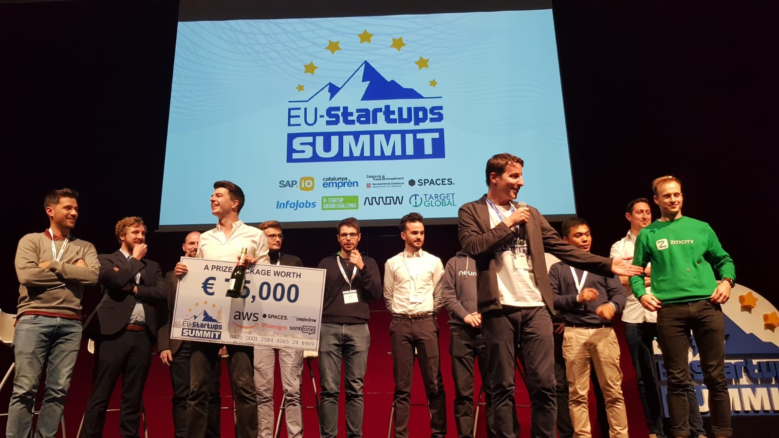 Barcelona's EU-Startups Summit 2019: the arena, the heroes and the city
